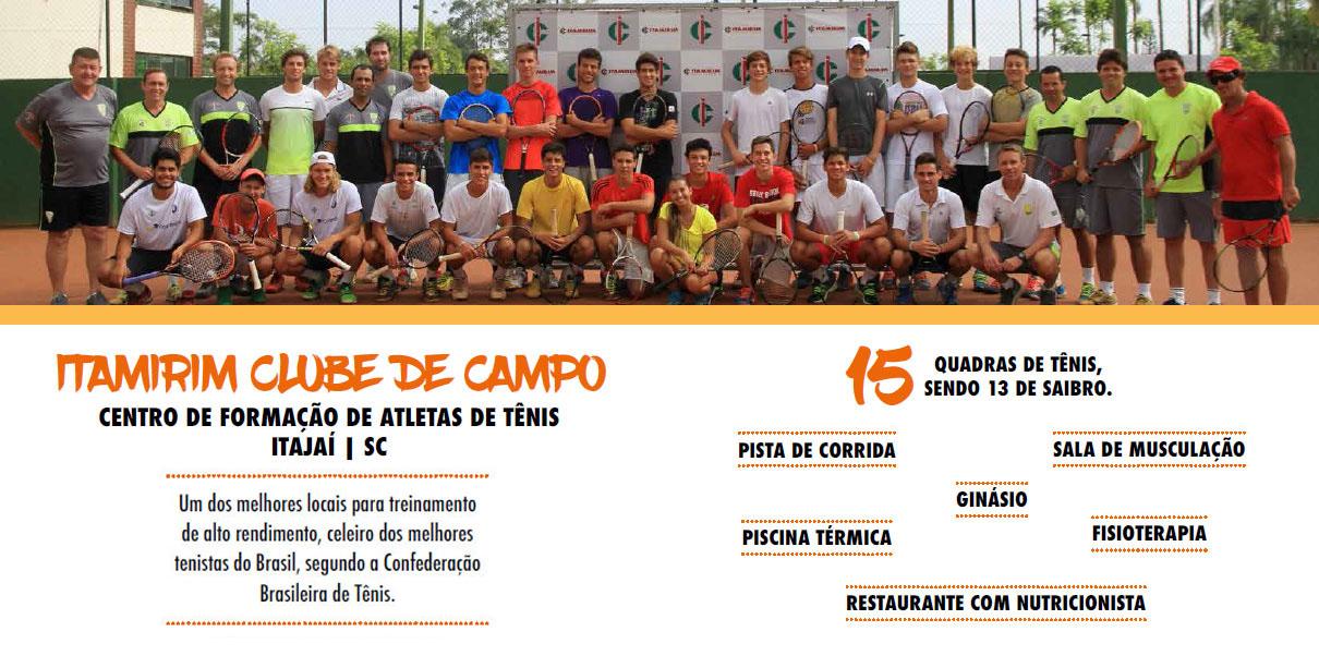 Academia de Tenis - Escola de Tenis - Centro de Treinamento de Tenis - Itajaí | Balneário Camboriú - SC