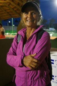 Silvia Mazzeo - Técnica ADK Tennis