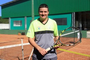 Douglas Junior Oliveira - Técnico ADK Tennis