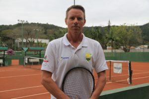 Patricio Arnold - Técnico ADK Tennis