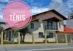 Casa do Tennis - Itajaí