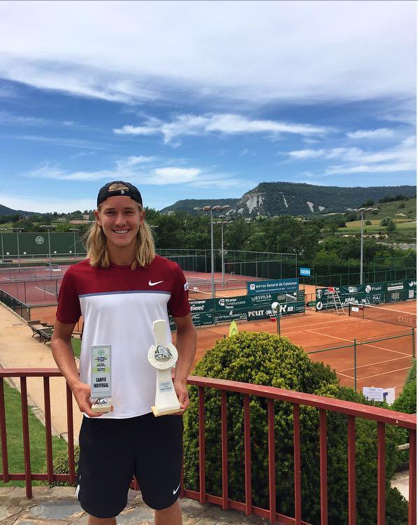 Rafael Matos - ADK Tennis