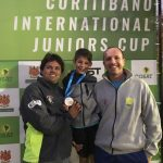 Luiz (treinador), Bernardo e Flavio (treinador) - ADK Tennis
