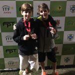 Soares e Fuckner - ADK Tennis