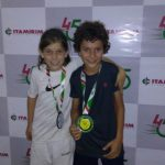 Pedro Strapazzon (de cinza) - Equipe ADK