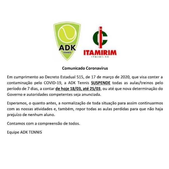 Equipe ADK Tennis