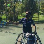 Atleta paralímpico Ymanitú Silva